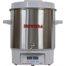 Cuve de brassage Pro électrique 27L en inox