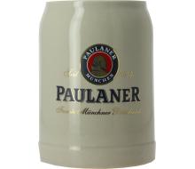 Paulaner Chope en grès - 50 cL