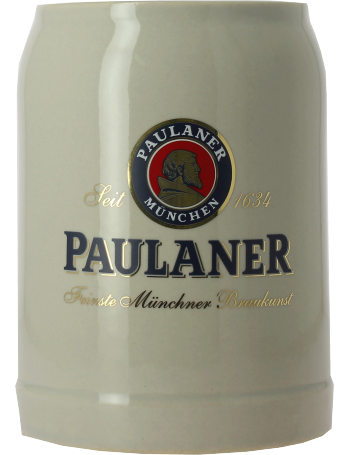 paulaner chope en gr s 50 cl. Black Bedroom Furniture Sets. Home Design Ideas