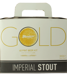 Kit à bière Muntons Gold Imperial Stout