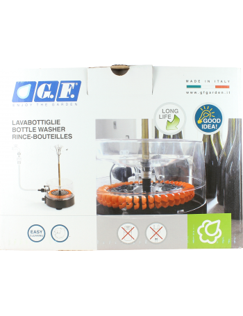 Machine ecology pour laver vos bouteilles - Machine a laver sans electricite ...