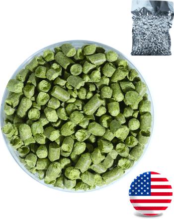 Lúpulo Chinook en pellets