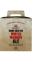 Kit à bière Muntons Hand-Crafted Winter Warmer