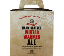 Kit à bière Muntons Hand-Crafted Winter Warmer