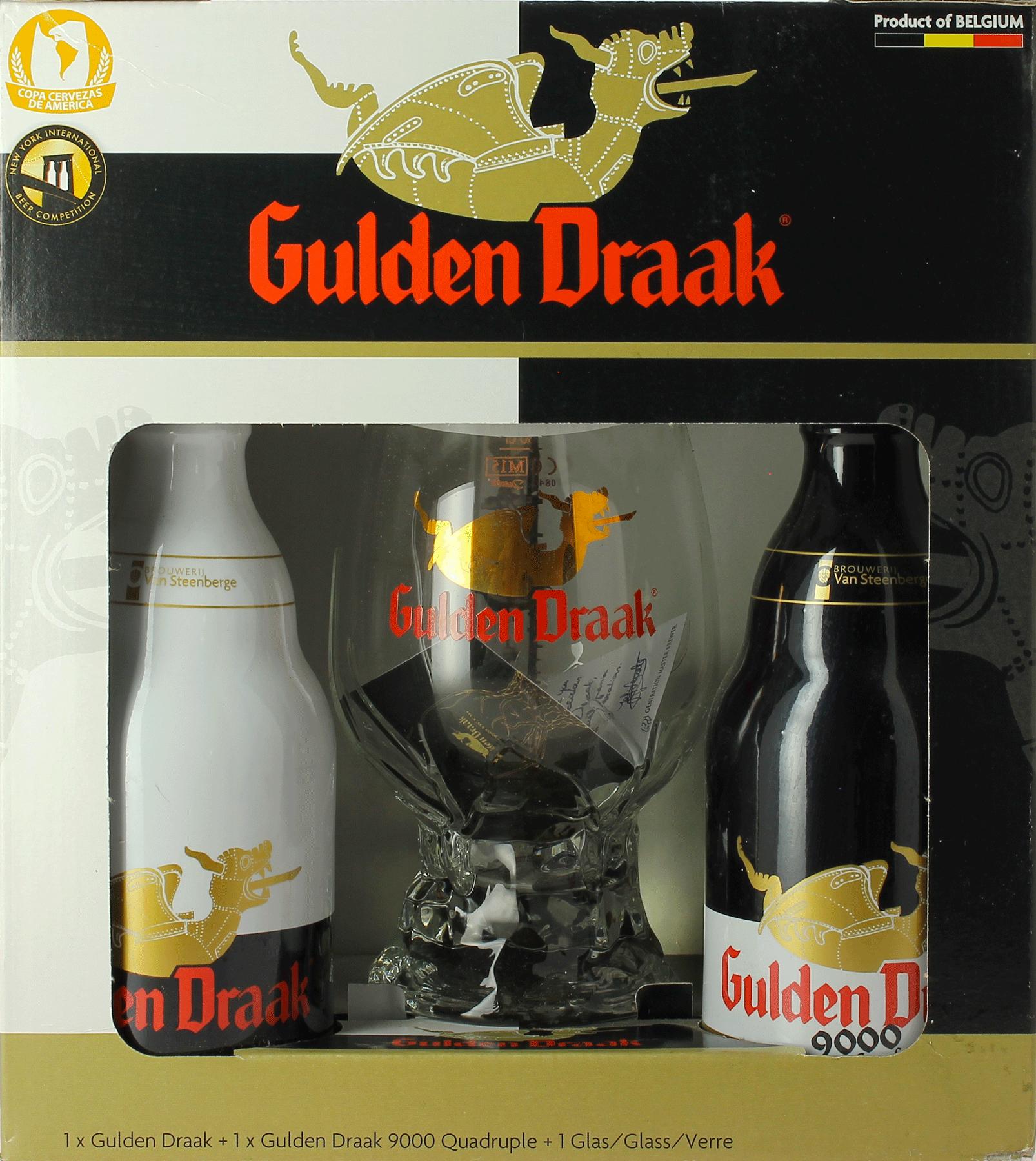 Coffret Gulden Draak