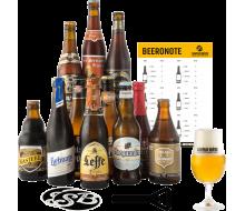 """""""Vive la Belgique"""" Beer Gift Pack"""