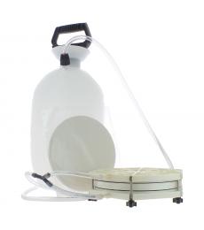11-litre pressure filter