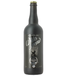Wilde Leeuw - Bière Triple vieillie en fût de Bourgogne Blanc