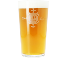 Thornbridge 10th Anniversary -50cL Glass
