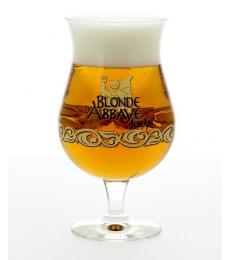 glass Jenlain Blonde d'Abbaye