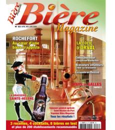 Bière Magazine 63 - Avril, Mai et Juin 09