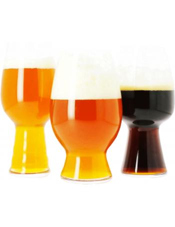 set de verres de d gustation craft beer spiegelau verre ipa stout et wheat beer. Black Bedroom Furniture Sets. Home Design Ideas