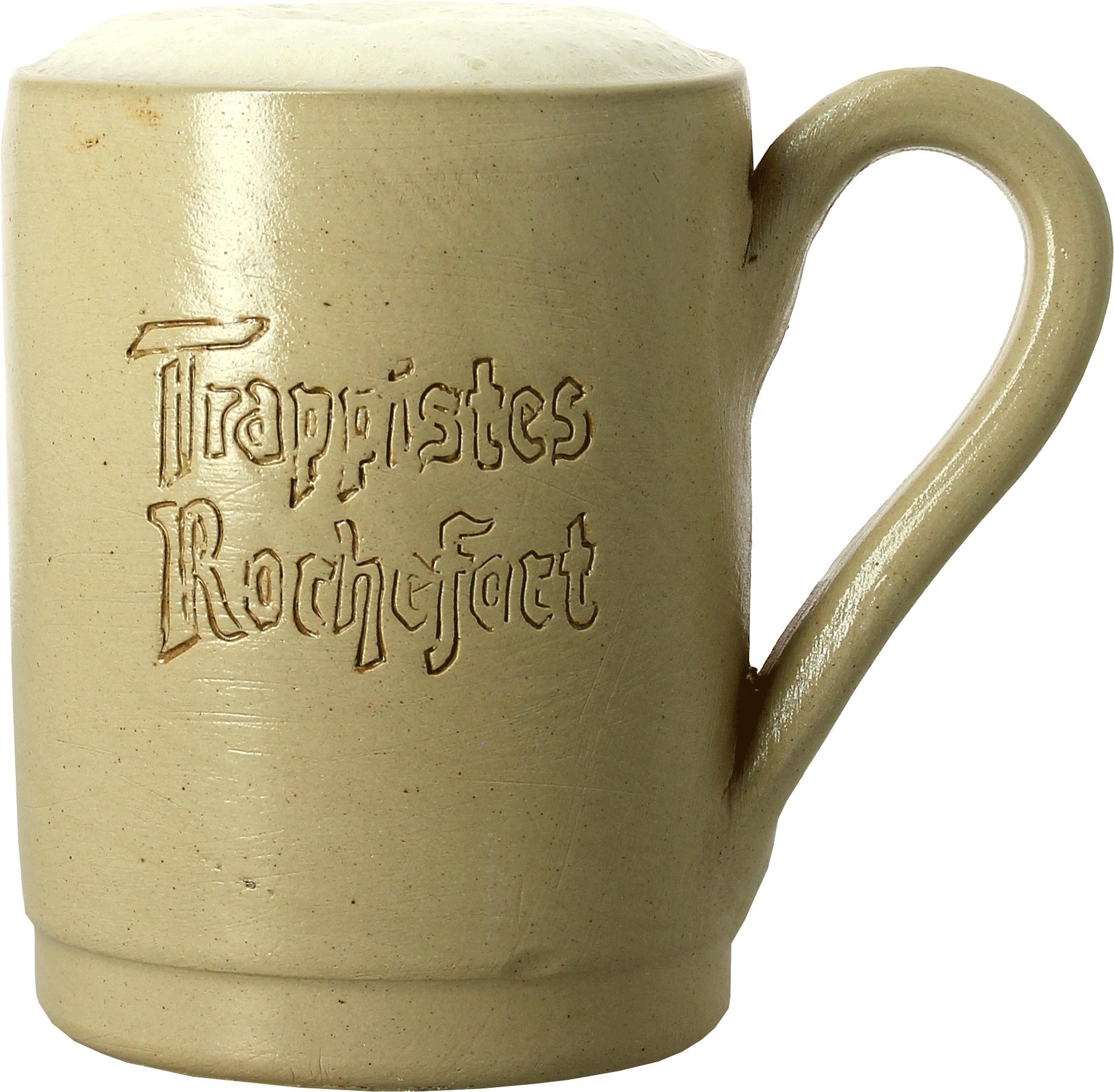Verre Trappistes Rochefort Grès 33 cL