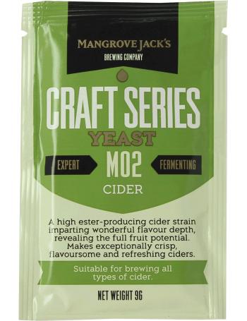 Levure Mangrove Jack's Cider M02 10g