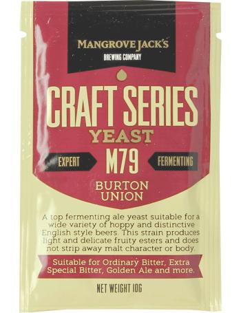 Levure Mangrove Jack's Burton Union M79 10g