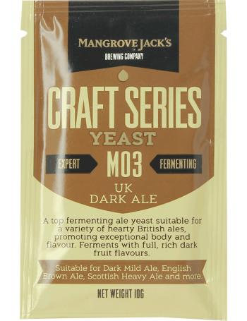 Levure Mangrove Jack's Newcastle Dark Ale M03 10g