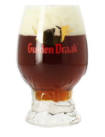 verre gulden draak un verre en forme d 39 oeuf de dragon avec jauge de contenance pour d guster. Black Bedroom Furniture Sets. Home Design Ideas