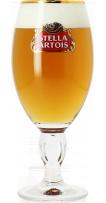 Verre Stella Artois à pied - 25 cl