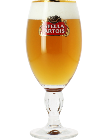 Stella Artois 25cl stem glass