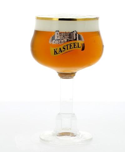 Vaso Kasteel Beer - 33 cl