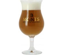 Verre 3 Monts Tulipe - 25 cL