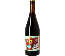 Beer Traveler Barrel Aged Oloroso