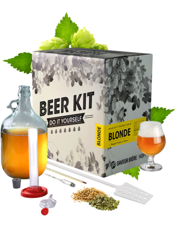 Beer Kit, je brasse une blonde