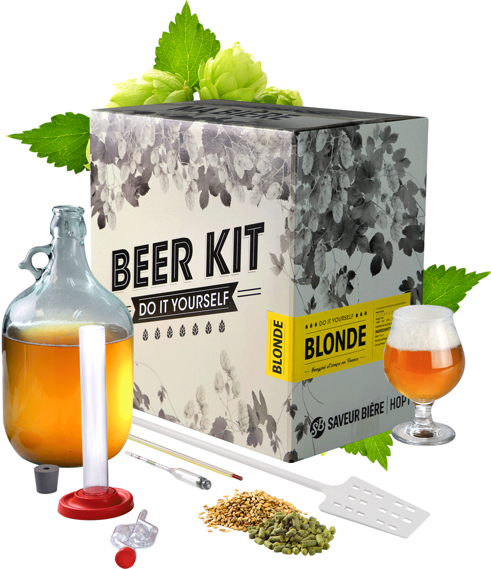 Brew Your Own Beer Kit - Pale Ale