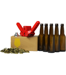 Beer bottling for the Beer Kit