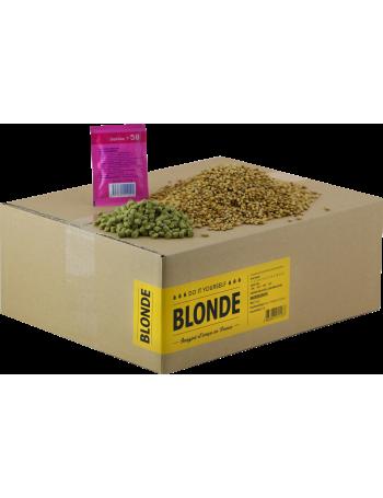 Refill Kit for Belgian Blonde Beerkit