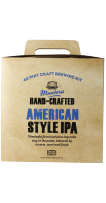 Kit à bière Muntons Hand-Crafted American Style IPA