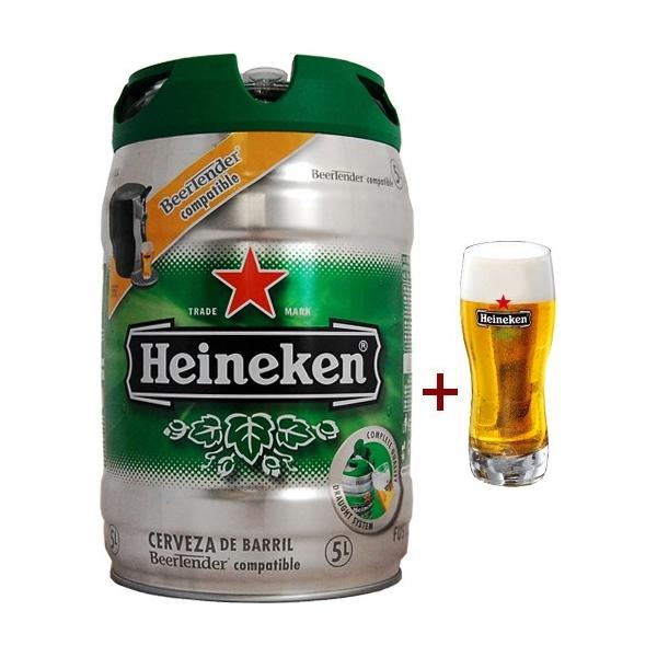 mini fut 5 litres pr suris heineken compatible beertender 1 verre. Black Bedroom Furniture Sets. Home Design Ideas