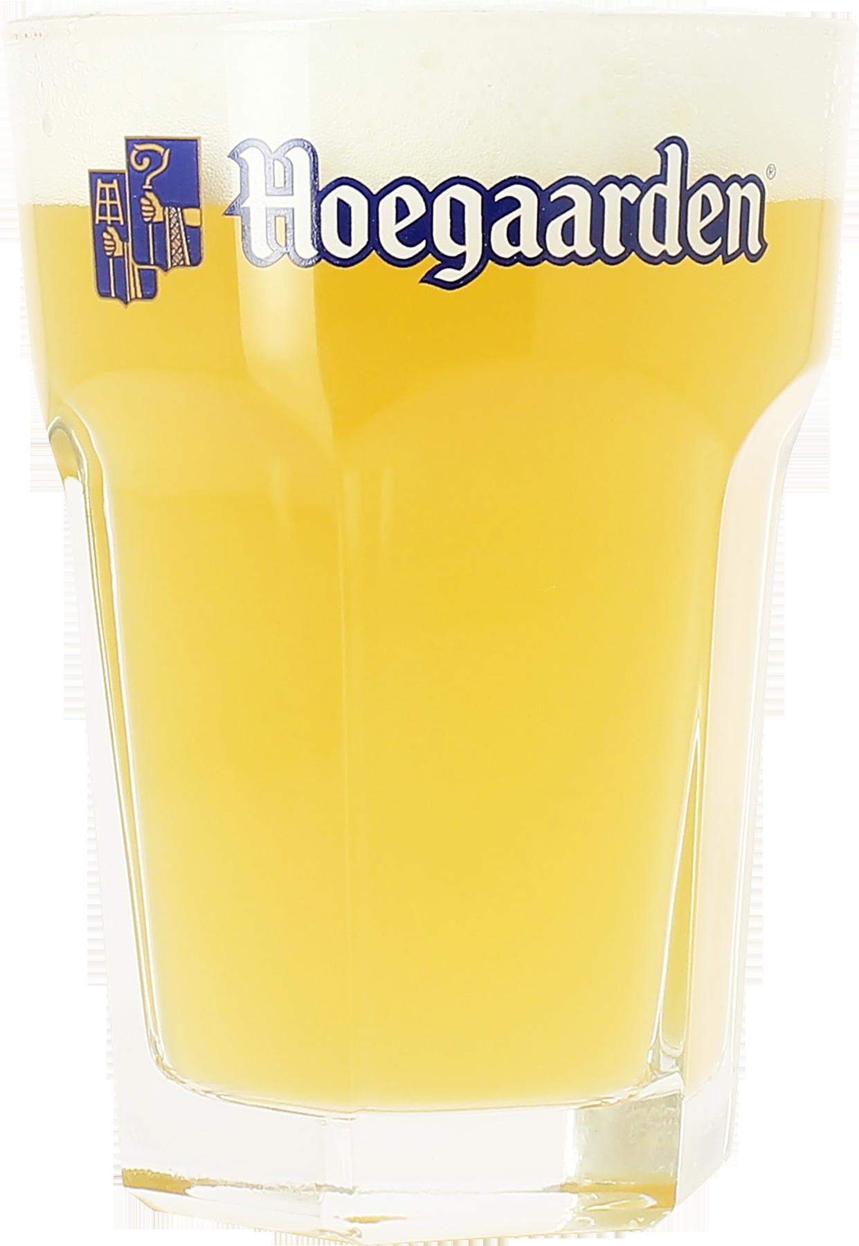 Vaso Hoegaarden - 25cl