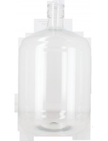 Dame-jeanne 12L polyethylène sans robinet