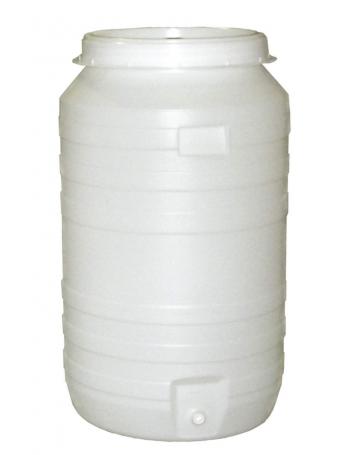 Fût de fermentation plastique complet 210L