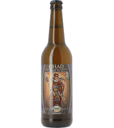Amager Chad, King of The Wild Yeasts