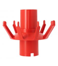 Elément pour égouttoir rotatif en plastique