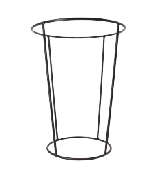 Stand for FastFerment conical fermenter