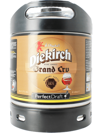 Fût 6L Diekirch Grand Cru
