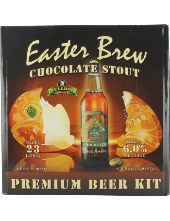 Kit à bière Bulldog Easter Brew Chocolate Stout