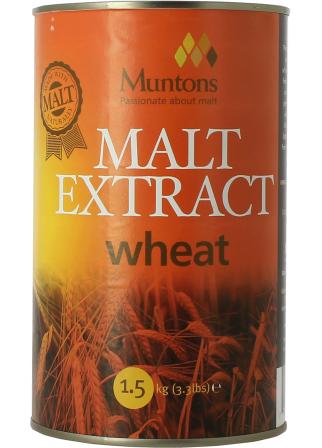 Extrait de malt Muntons liquide Froment 1,5kg