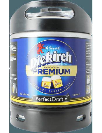Fût 6L Diekirch Premium
