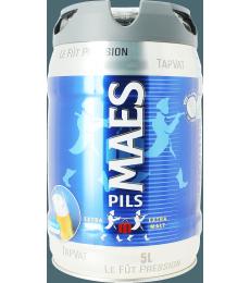 Fût 5L Maes Pils Beertender