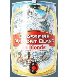 Mont Blanc - Blond - 5L Keg