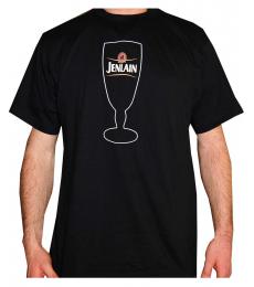 T Shirt Jenlain - XL - logo du glass