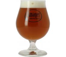 Amager Bryghus Goblet Glass