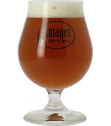 Amager Bryghus glass