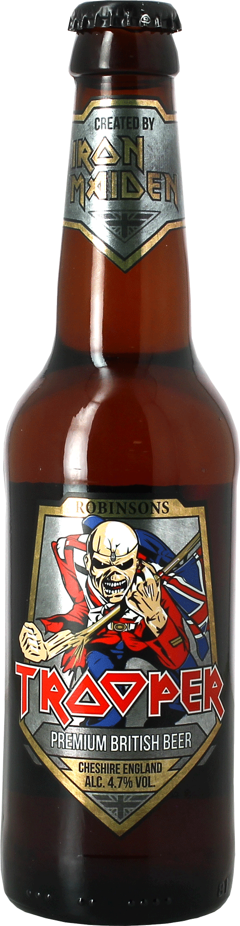 Iron Maiden Trooper - 33cl