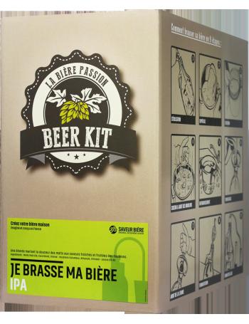 Beer Kit, je brasse une IPA