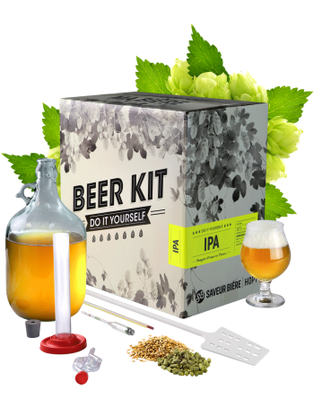 Brew Your Own Beer Kit - IPA